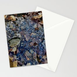 Hollow Ice Stationery Cards