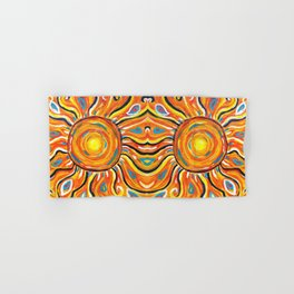 Summer Sun Hand & Bath Towel