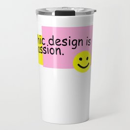 A Graphic Designer's Nightmare Travel Mug