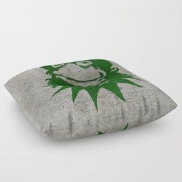 Viva la Frog! Floor Pillow