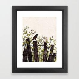 Art of Bird Watching Framed Art Print