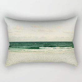 Lonely Wave Rectangular Pillow