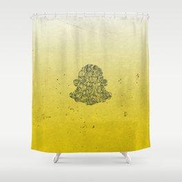 Ghost  renaissance Shower Curtain