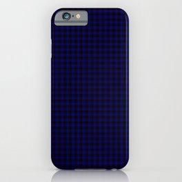 Home Tartan iPhone Case