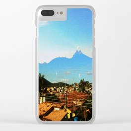 Sincerity Clear iPhone Case