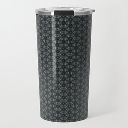 Geometric Abstract Pattern 1 Travel Mug