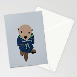 The Littlest Seahawks Fan Stationery Cards
