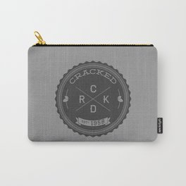 The Cracked Seal of Officialness Carry-All Pouch