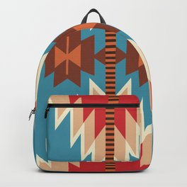 American Native Pattern No. 18 Backpack
