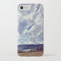 tennessee iPhone & iPod Cases featuring Tennessee Sky by molliemacks