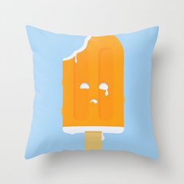 A Bite Sized Treat (Part 2) Throw Pillow