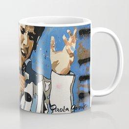 Elvis Rock Art Coffee Mug