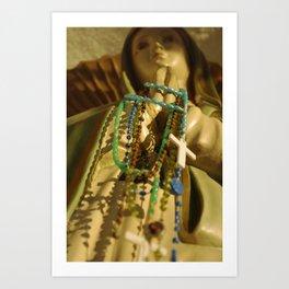Prayers Art Print