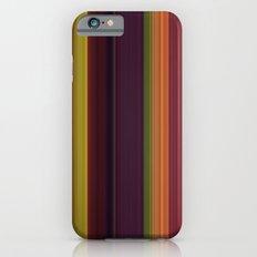 Fall stripes 1  Slim Case iPhone 6s