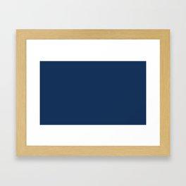 Being Neutral Color Framed Art Print