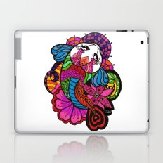 Koi Zentangle Laptop & iPad Skin