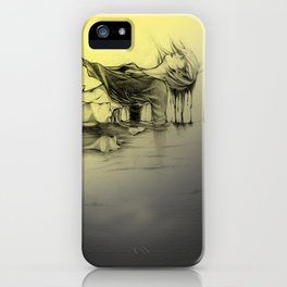 Reverse Moments iPhone Case