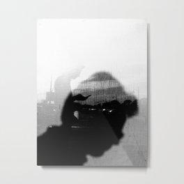 Like a shadow 2 Metal Print