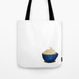 Mug with Whipped Cream Tote Bag