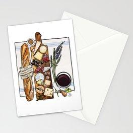 Pardon My French Stationery Cards
