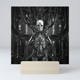 The Quantum Reaper Mini Art Print