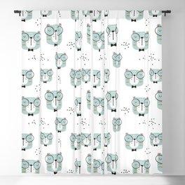 Cats Animals Prints patterns Blackout Curtain