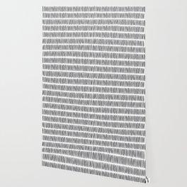 Classy Handpainted Stripes Pattern, Scandinavian Design Wallpaper