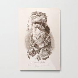 Diane O' Nychus Metal Print