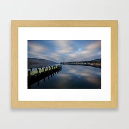 Coniston Water Framed Art Print