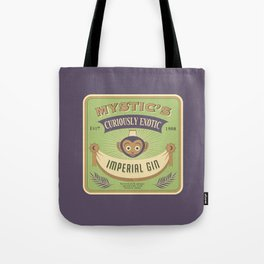 Mystic's Curiously Exotic Imperial Gin Tote Bag