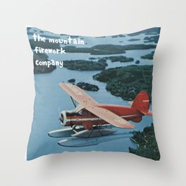 A Rough Guide to Feeling Rough 1. Throw Pillow