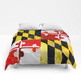 Maryland Pride Comforters