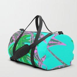 Painting oil leaves nature reason Duffle Bag