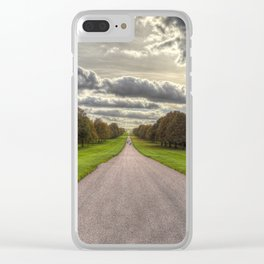 The Long Walk Windsor Clear iPhone Case