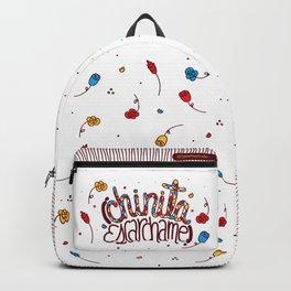 Chinita Escarchame Backpack