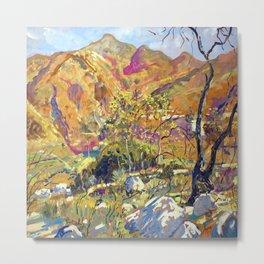 Walter Elmer Schofield Tujunga Canyon Metal Print