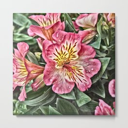 Wonderful Flowers 11 Metal Print