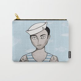 Love from the sea Carry-All Pouch
