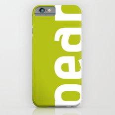 Colors - Pear Slim Case iPhone 6s