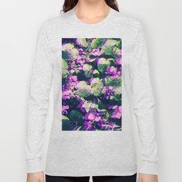LOST IN VIOLETS Long Sleeve T-shirt