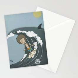 Surfer Boy Stationery Cards