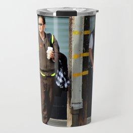 Uniform Divergence Travel Mug