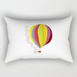 See You Rectangular Pillow