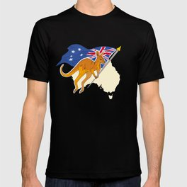 Welcome to Australia T-shirt