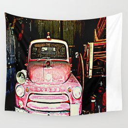 Hidden in Time! Wall Tapestry
