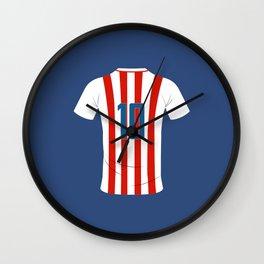 10 Futbol At Wall Clock
