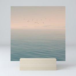 Fly by night Mini Art Print