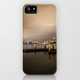 one night in san diego iPhone Case