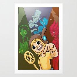 Ohmworld #1 Cover Art Print