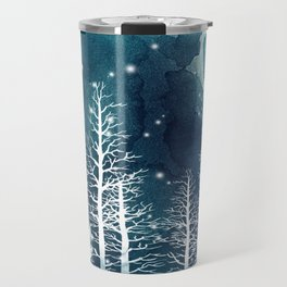 Winter Night 2 Travel Mug